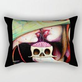 Gods & buffoons (closer) || Eye || Evol || Edge Rectangular Pillow