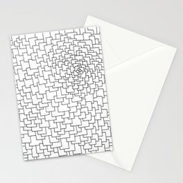 another brick in the wall Stationery Cards