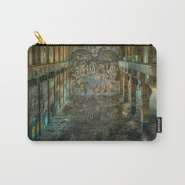 Apocalyptic Vision of the Sistine Chapel Rome 2020 Carry-All Pouch