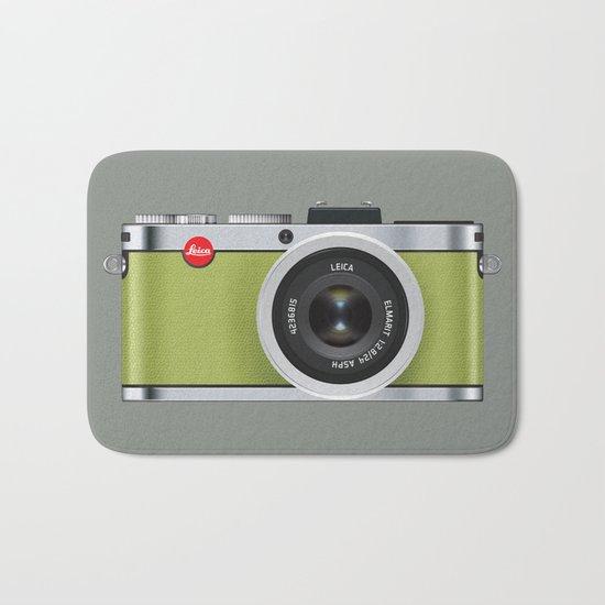 Leica X1 Camera Bath Mat
