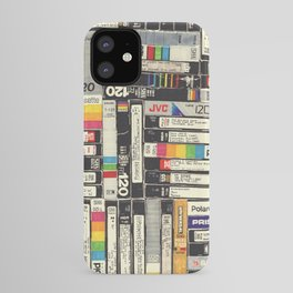 VHS I iPhone Case