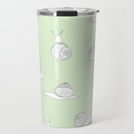 Snails Travel Mug