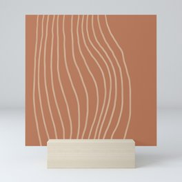 Abstract Shapes No. 17 Mini Art Print