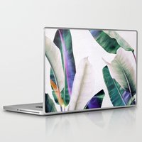 tropical Laptop & iPad Skins featuring tropical #1 by LEEMO