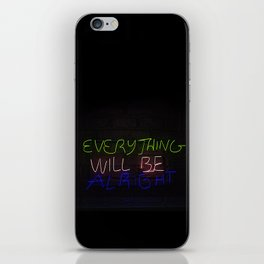 Everything in Neon iPhone Skin