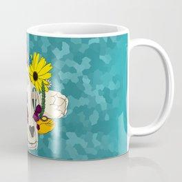 Feline Flourish Coffee Mug