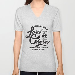 LC California Custom Unisex V-Neck