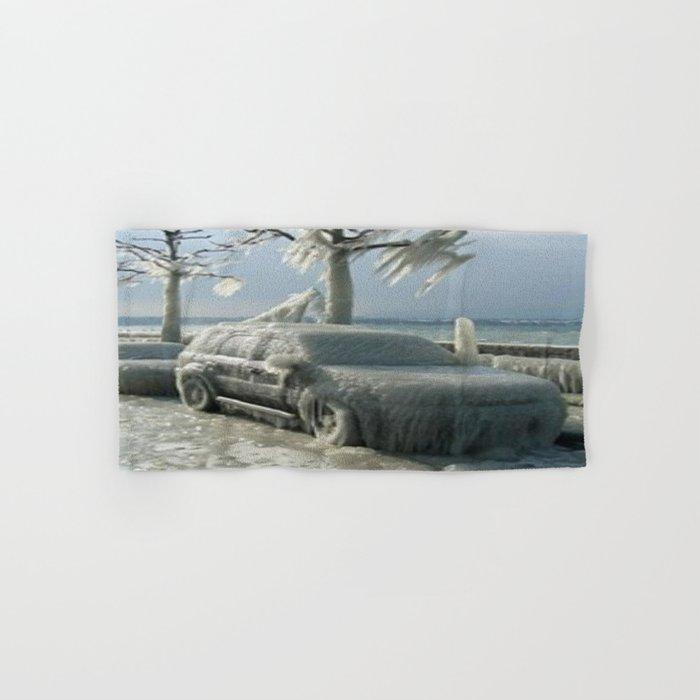 ıce storm Hand & Bath Towel