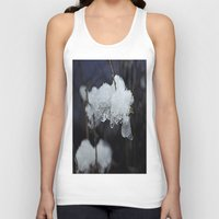 snow Tank Tops featuring Snow by  Agostino Lo Coco