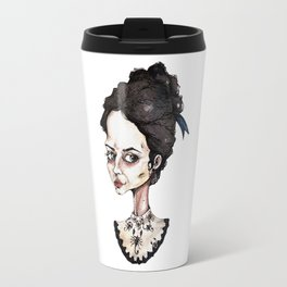 Vanessa Ives in Pennt Dreadful Travel Mug