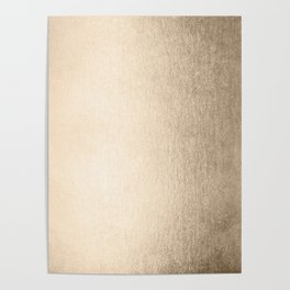 White Gold Sands Poster
