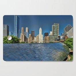Chicago park Cutting Board