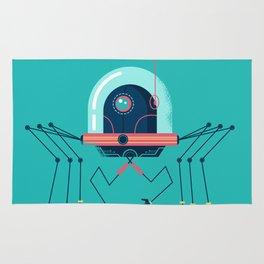:::Mini Robot-Arachno::: Rug