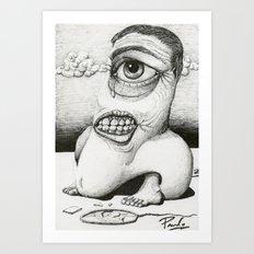 280812 Art Print
