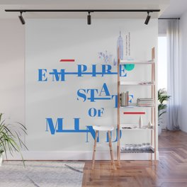 Empire State of Mind Wall Mural