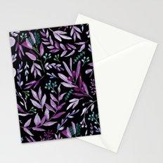 Eucalyptus Violet Stationery Cards