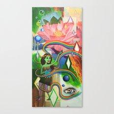 Luau Canvas Print