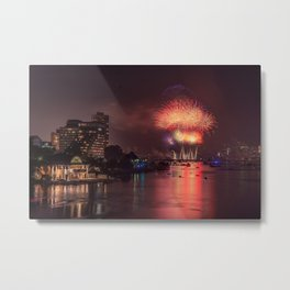 Happy 4th of July, USA!!!! Metal Print