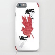 Snow in Canada iPhone 6s Slim Case