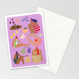 My Girls Stationery Cards