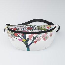 Spring Tree Fanny Pack