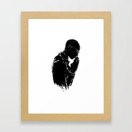 Believing Framed Art Print