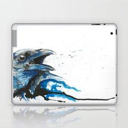 Blue crow Laptop & iPad Skin