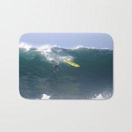 Wedge Wipeout Newport Beach California Bath Mat