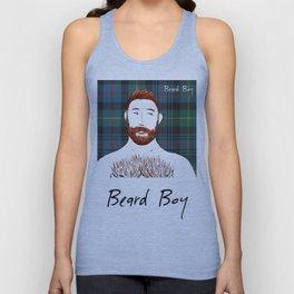 Beard Boy: Finlay Unisex Tank Top