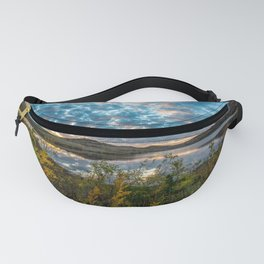 Wichitas Wonder - Fall Colors and Big Sky in Oklahoma Fanny Pack