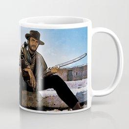 Clint - The Man With No Name Coffee Mug