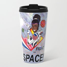 Fight For Space Travel Mug