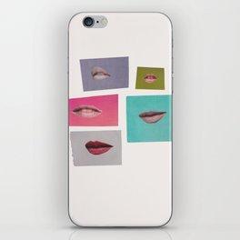 Talk to Me iPhone Skin