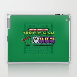 Hero in a Pac-Shell (Raph) Laptop & iPad Skin