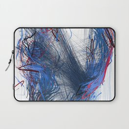 Unwelcome Gaze – Facebook 10 Laptop Sleeve