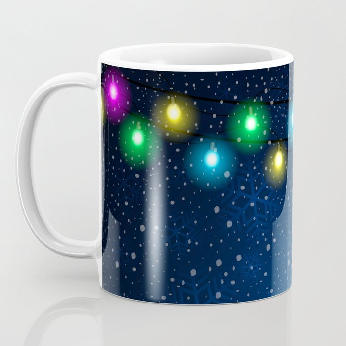 Christmas background Coffee Mug