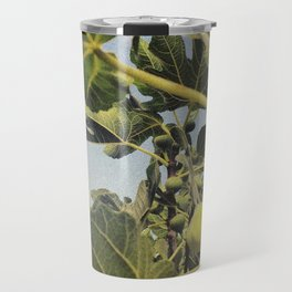 the smell of the fig tree Travel Mug