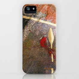 Abstract 97 iPhone Case