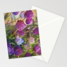 Lavender Flora  Stationery Cards