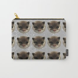 cute baby otter Carry-All Pouch