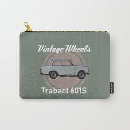 Vintage Wheels - Trabant 601S Carry-All Pouch