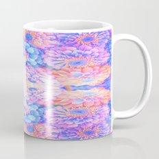 Pyschedelic floral Mug