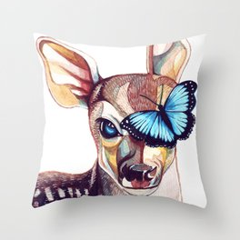 Tribute to Life is Strange Throw Pillow