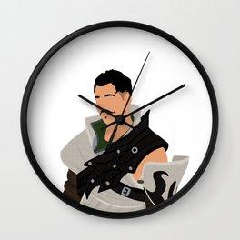 Dorian Pavus Wall Clock