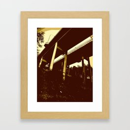 Bridge 86 Framed Art Print