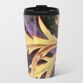 Leaf Study 1 Travel Mug
