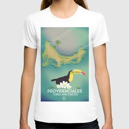 Providenciales turks and caicos T-shirt