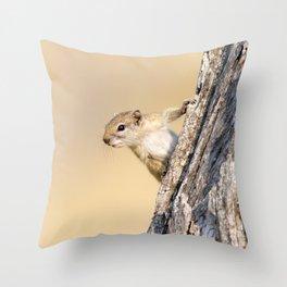 Hello ! Throw Pillow