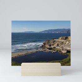 San Fran Lagoon Mini Art Print