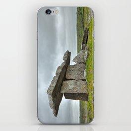 Poulnabrone Dolmen iPhone Skin